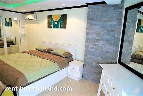 Buy to rent Pattaya Thailand