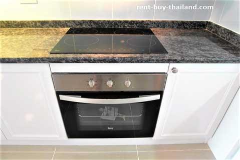 Rental apartments Pattaya