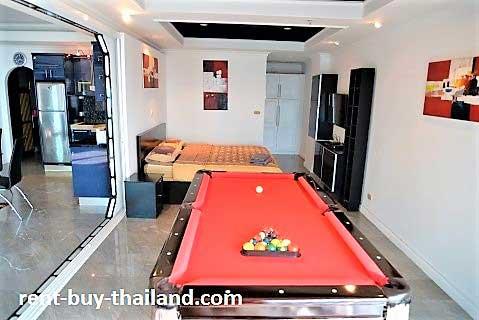 Penthouse suite Pattaya rent