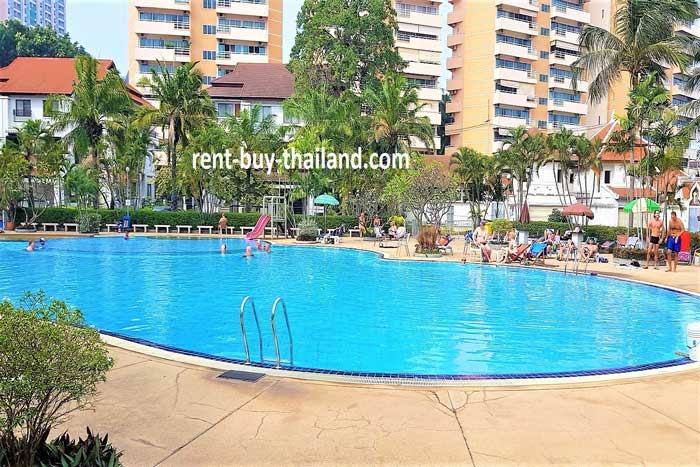 view talay pattaya beach condominium 1