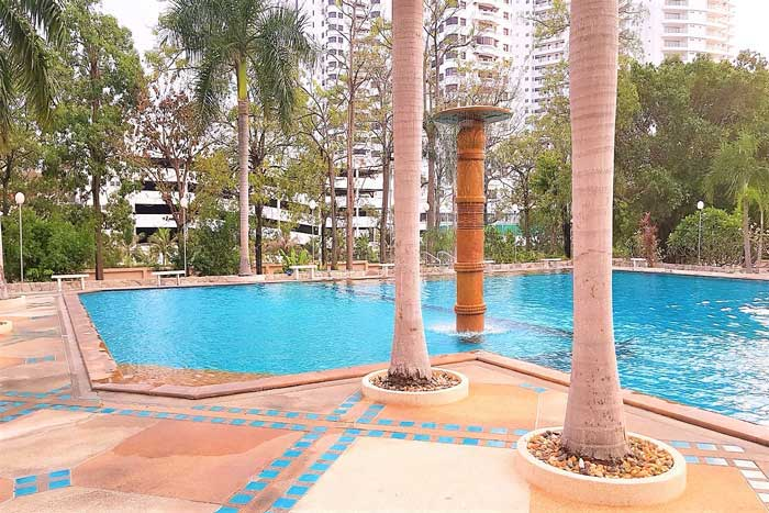View Talay Jomtien beach condominium 5
