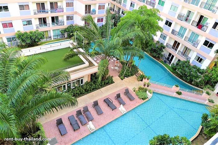 Park Lane Resort Pattaya