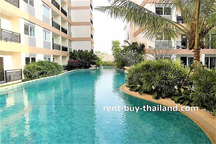 Park Lane Jomtien Resort Pattaya