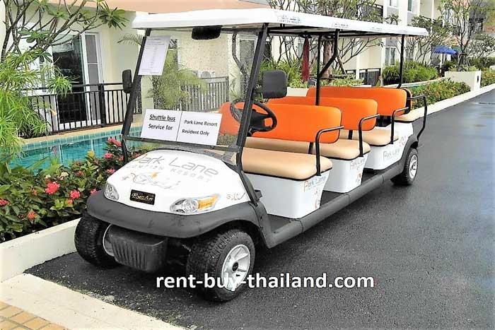 Park Lane Shuttle Bus