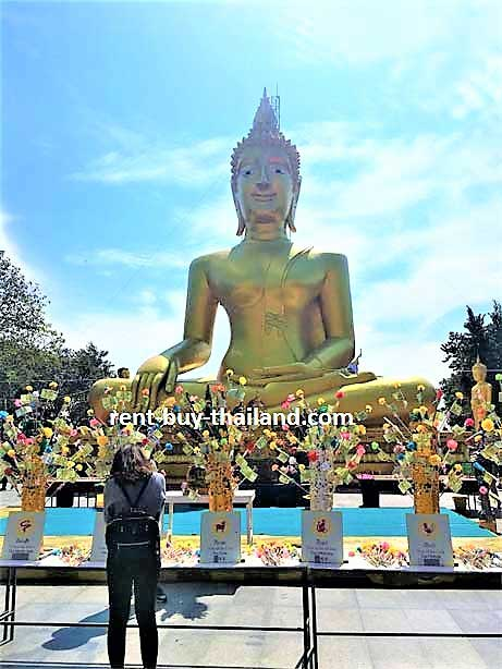 Nearby - Big Buddha Pratumnak