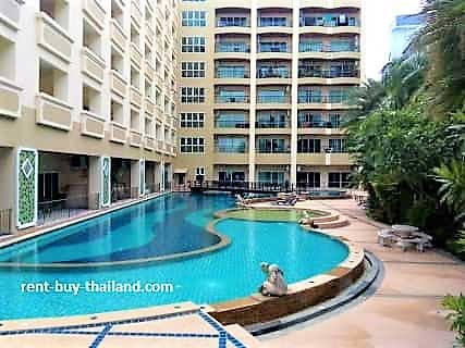 The Residence Large Swimming Pool