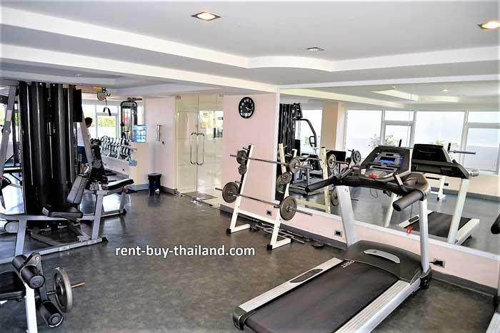 Hyde Park Residence Fitness Center