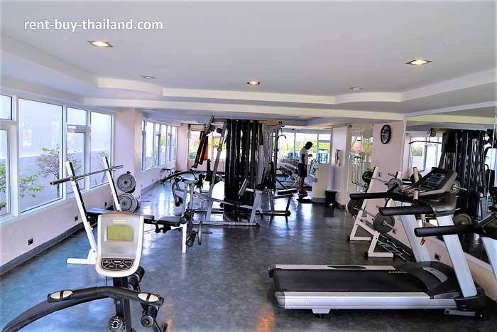 Hyde Park Fitness Center