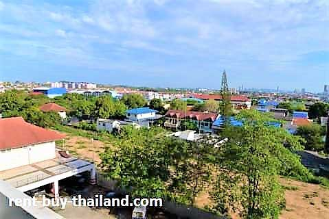 Views from Pattaya Condotel