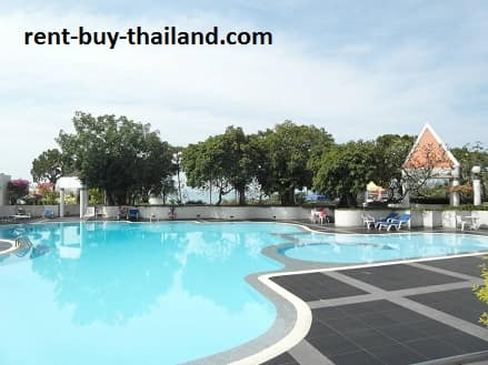 Jomtien Plaza Swimming Pool