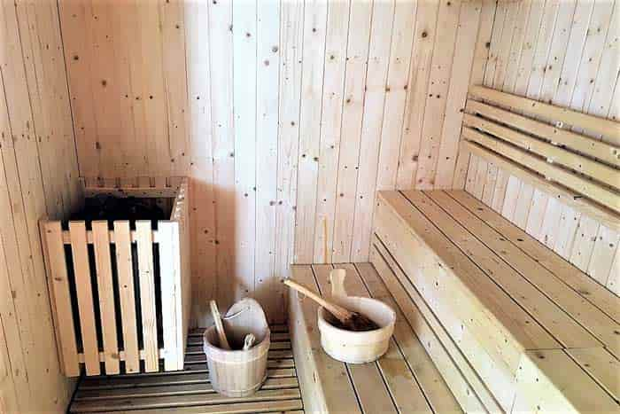 Peak Towers Sauna