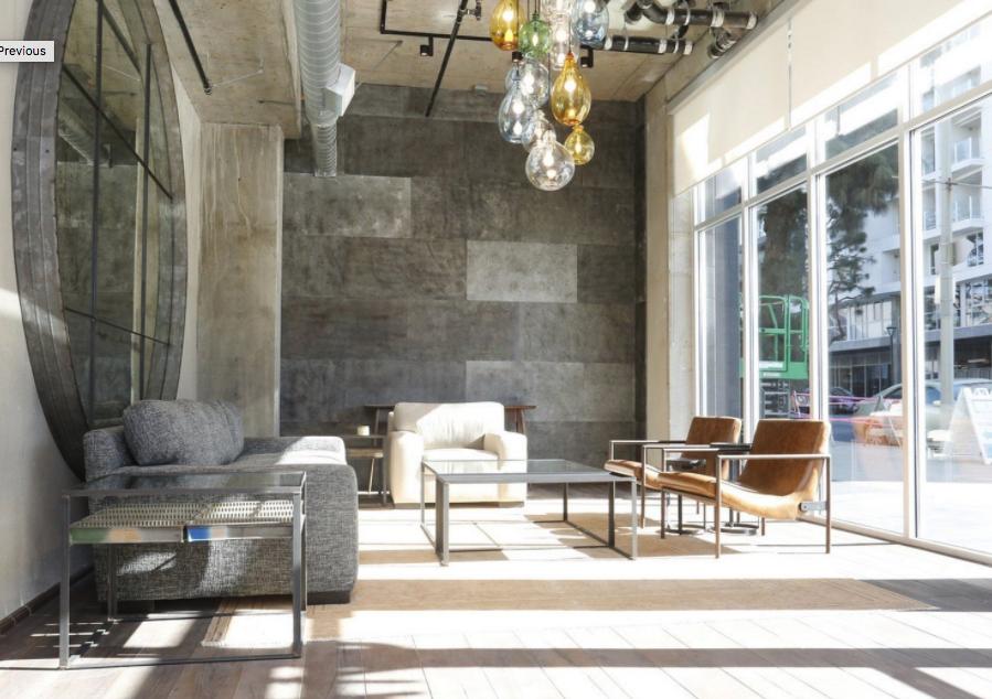 Interiors: Resident Lobby