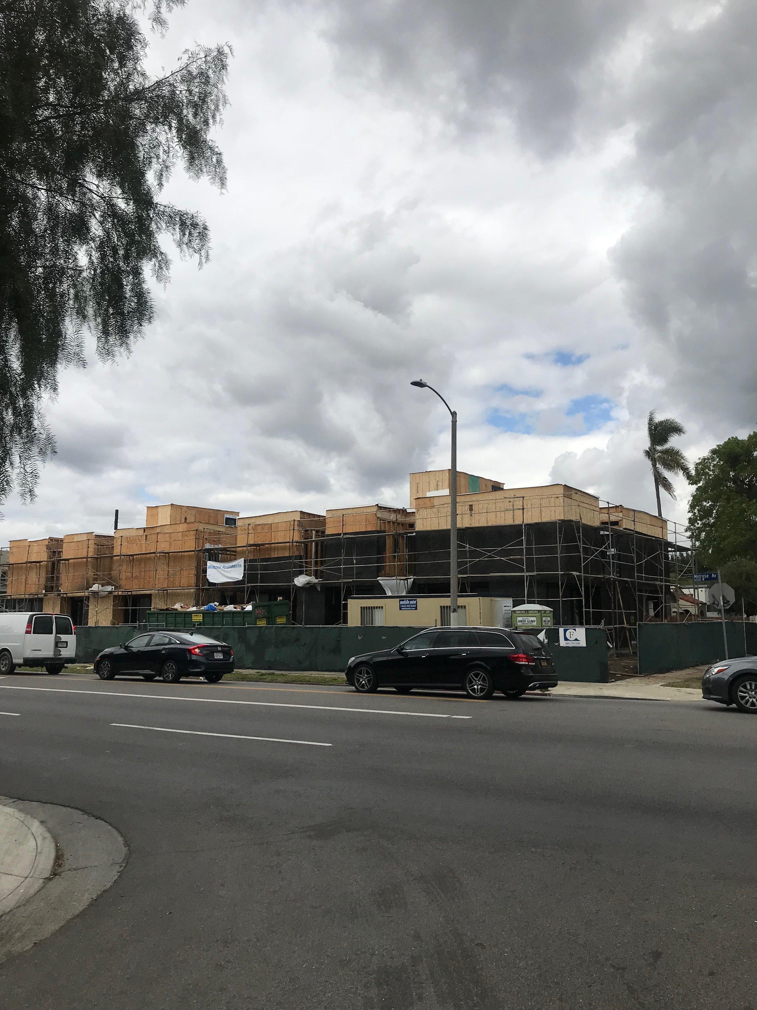 Wrap Building