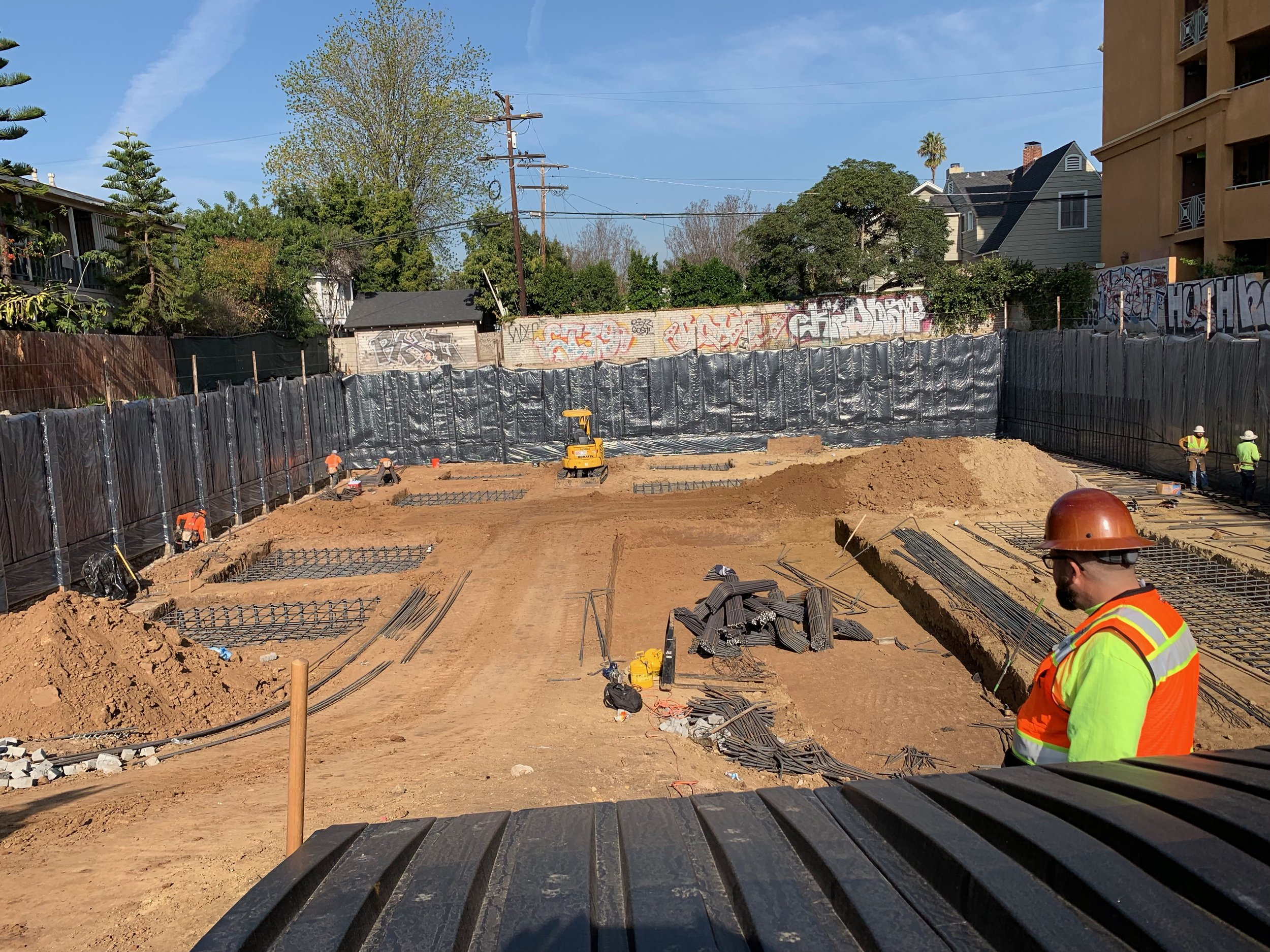 Foundations & Waterproofing