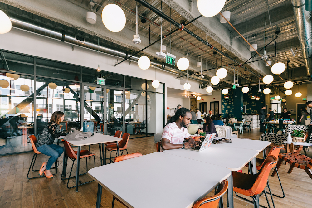 Shared Office Hub