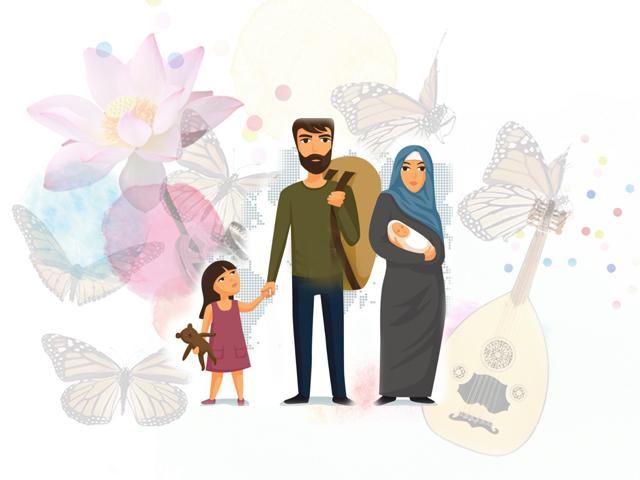 Refugee Arts Talk