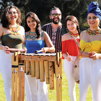 Aire Colombian Folklore