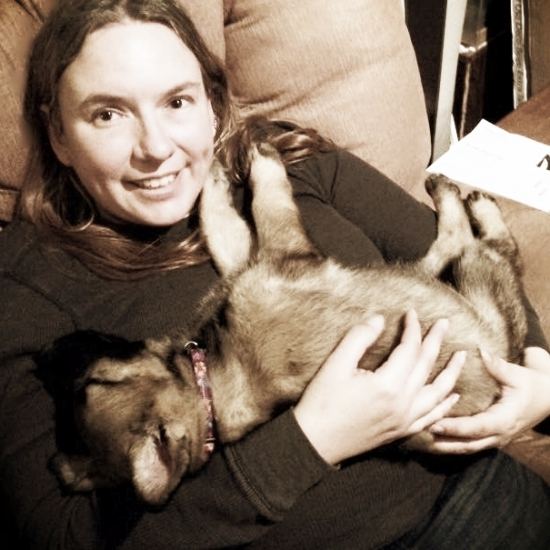 Christine Tanner dog trainer