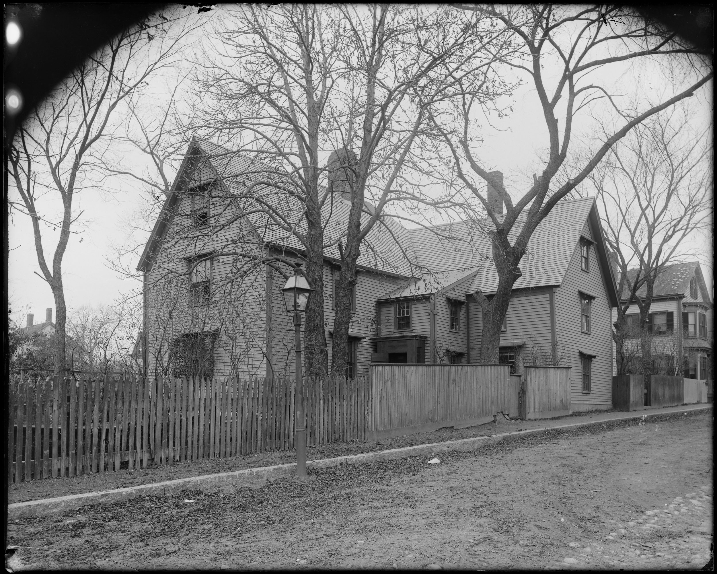 """""""Salem, 54 Turner Street, Captain John Turner house"""""""