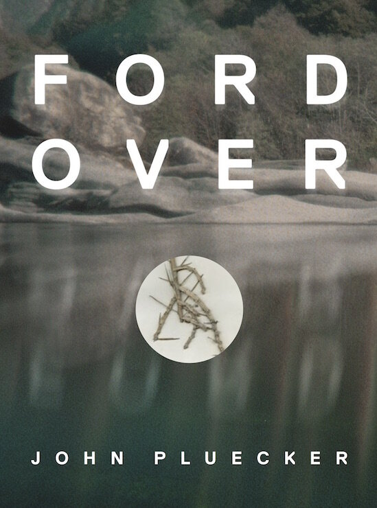 Ford Over  is my first full-length book, published by  Noemi Press  in 2016.  Cut up and aggregate and mashup: made of language drawn from the multilingual chronicles of colonial agents who traveled through the land now known as the state of Texas. At the heart of the book is the mystery of the physical act of crossing a river.  The book was the result of years of seven years of work, not just on the page, but also in performances, collaborative work with musicians, and more.