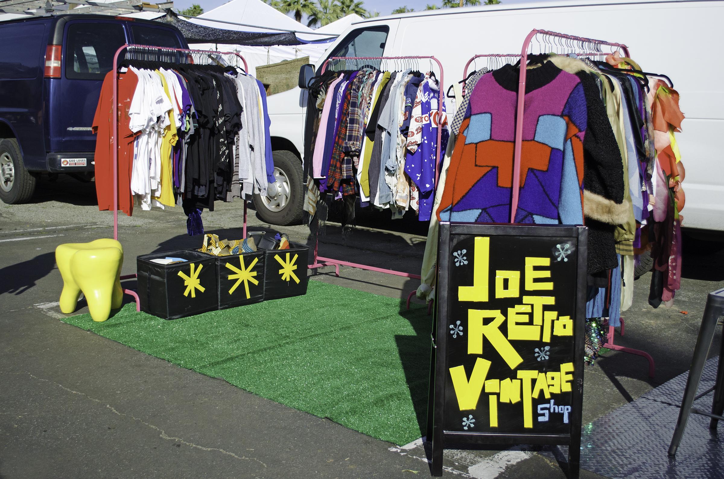 Joe Retro Vintage