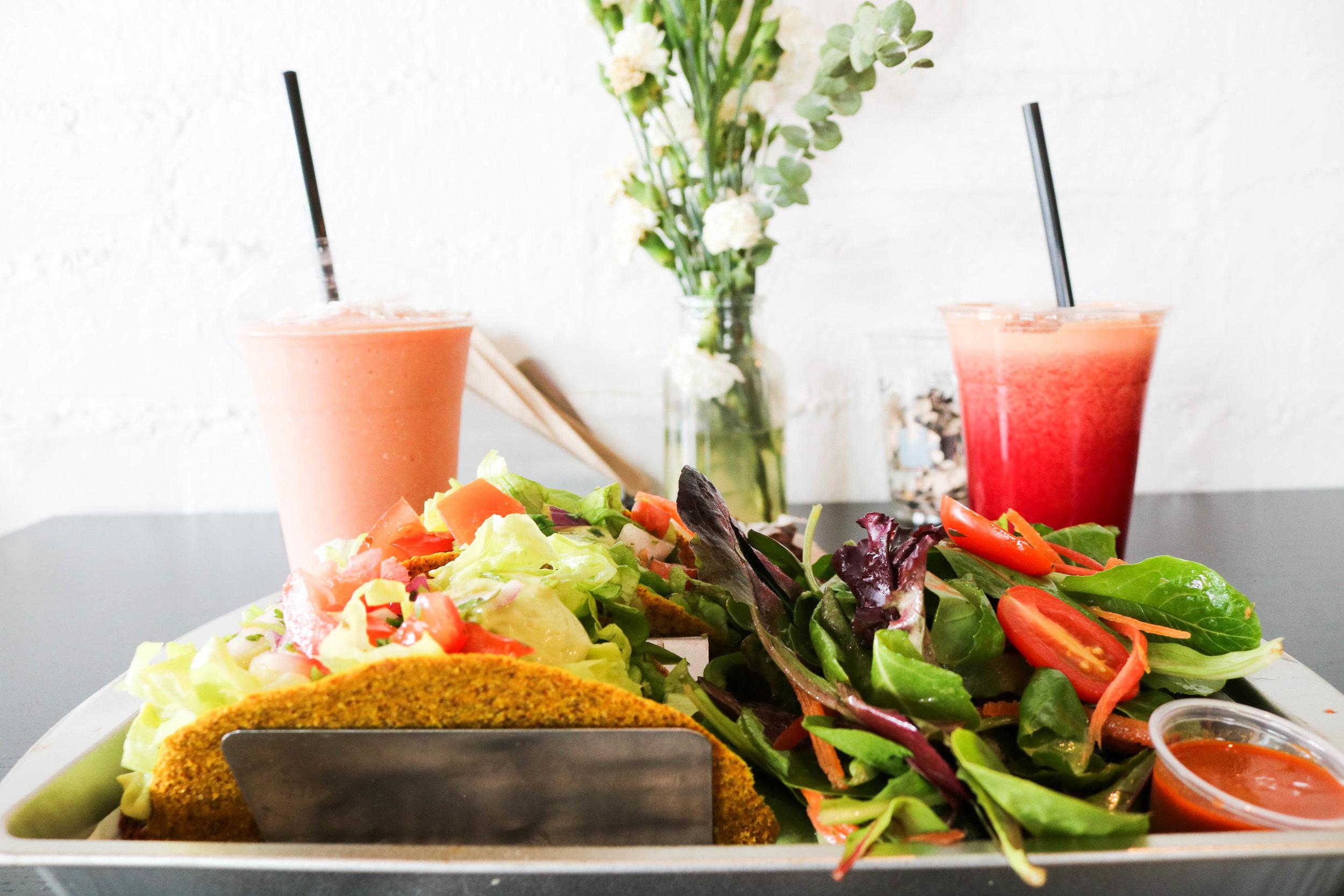 Raw Remedy Organic Juice & Raw Food Bar