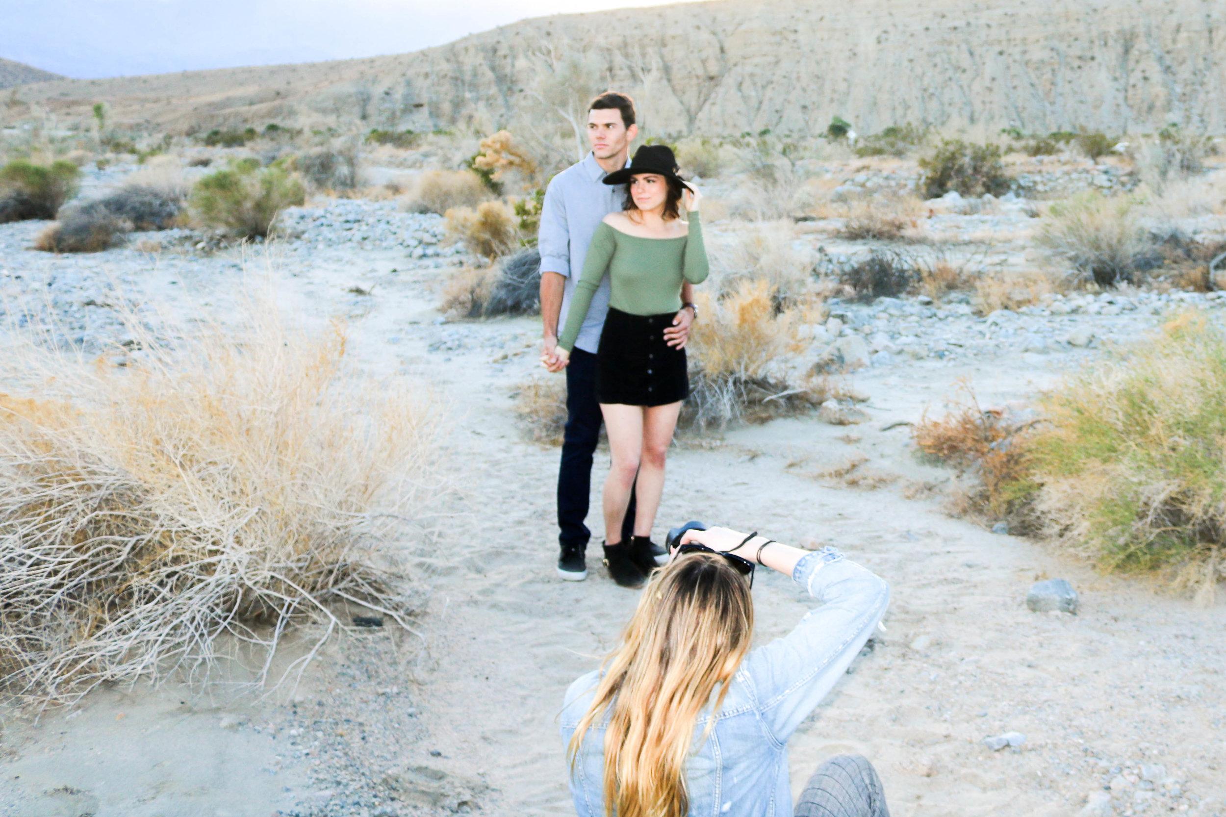 The Desert Shootout