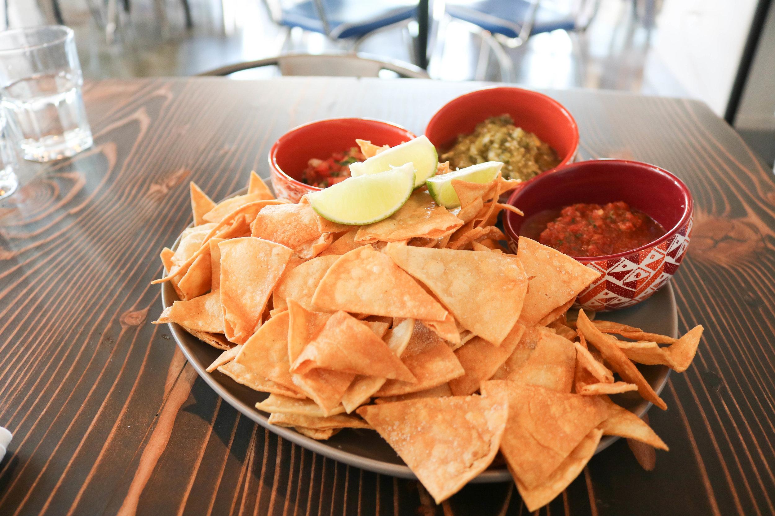 Chúla Artisan Eatery in La Quinta