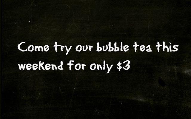 Who loves bubble tea??? #bubbletealovers #potbkzoo #phoontheblock #kzoofoodies #kzoodrinks #discoverkzoo #localdrinks #urban #hip #trendy #edisonneighborhood #wmu