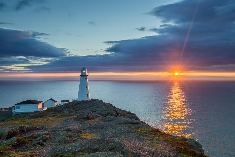Cape Spear Sunrise