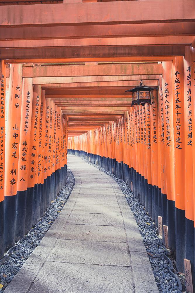 Torii Gate Donors