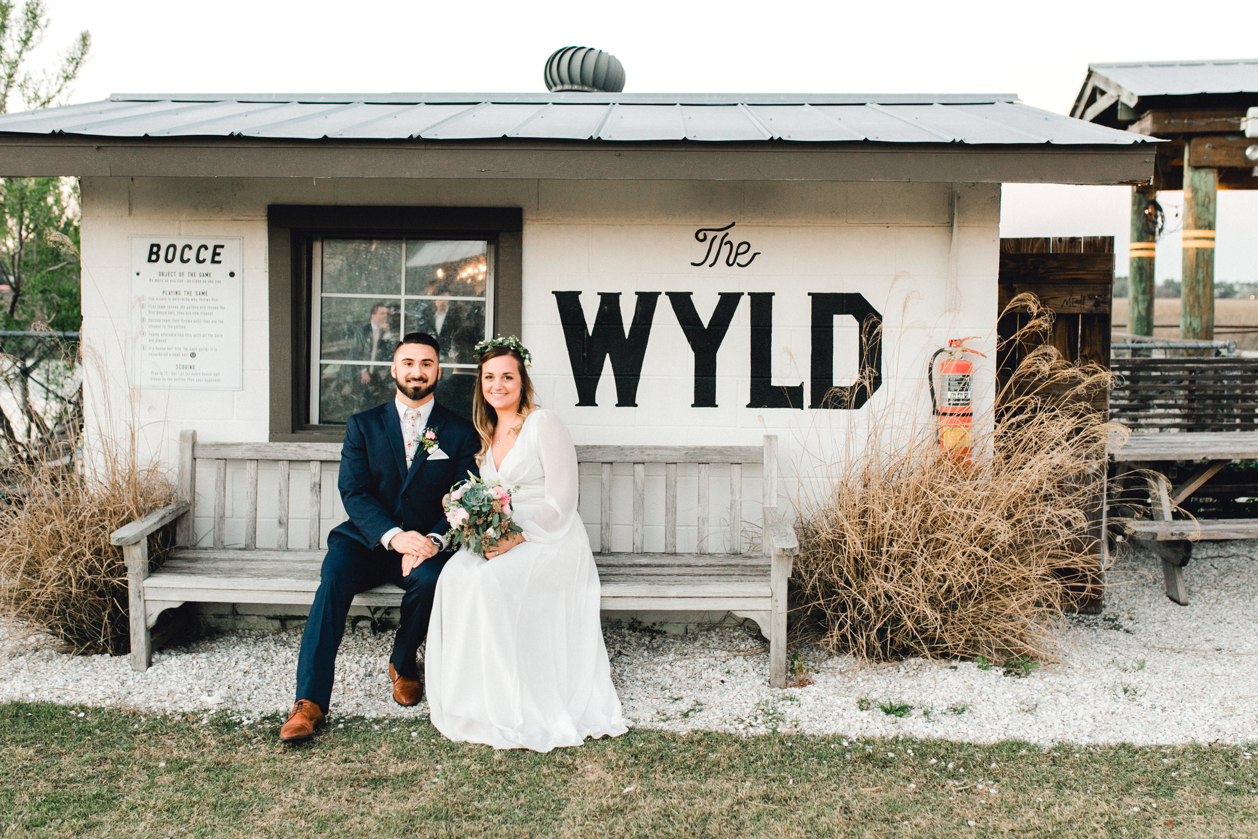 Wyld Dock Bark Wedding SAvannah, ga Katherine ives photography