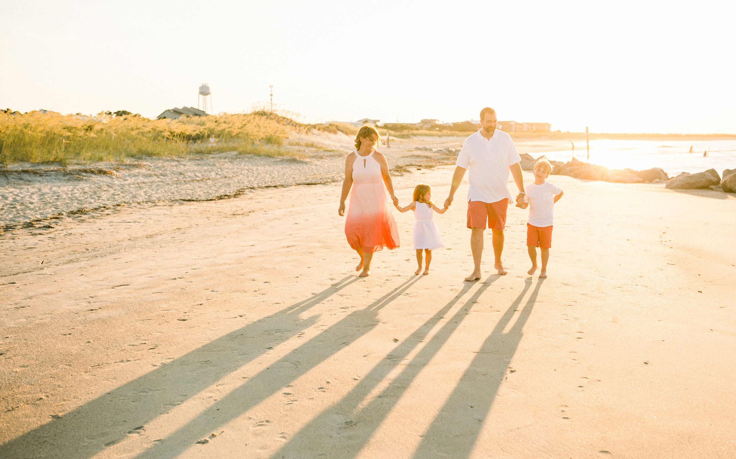 tybee island beach family session katherine ives photography