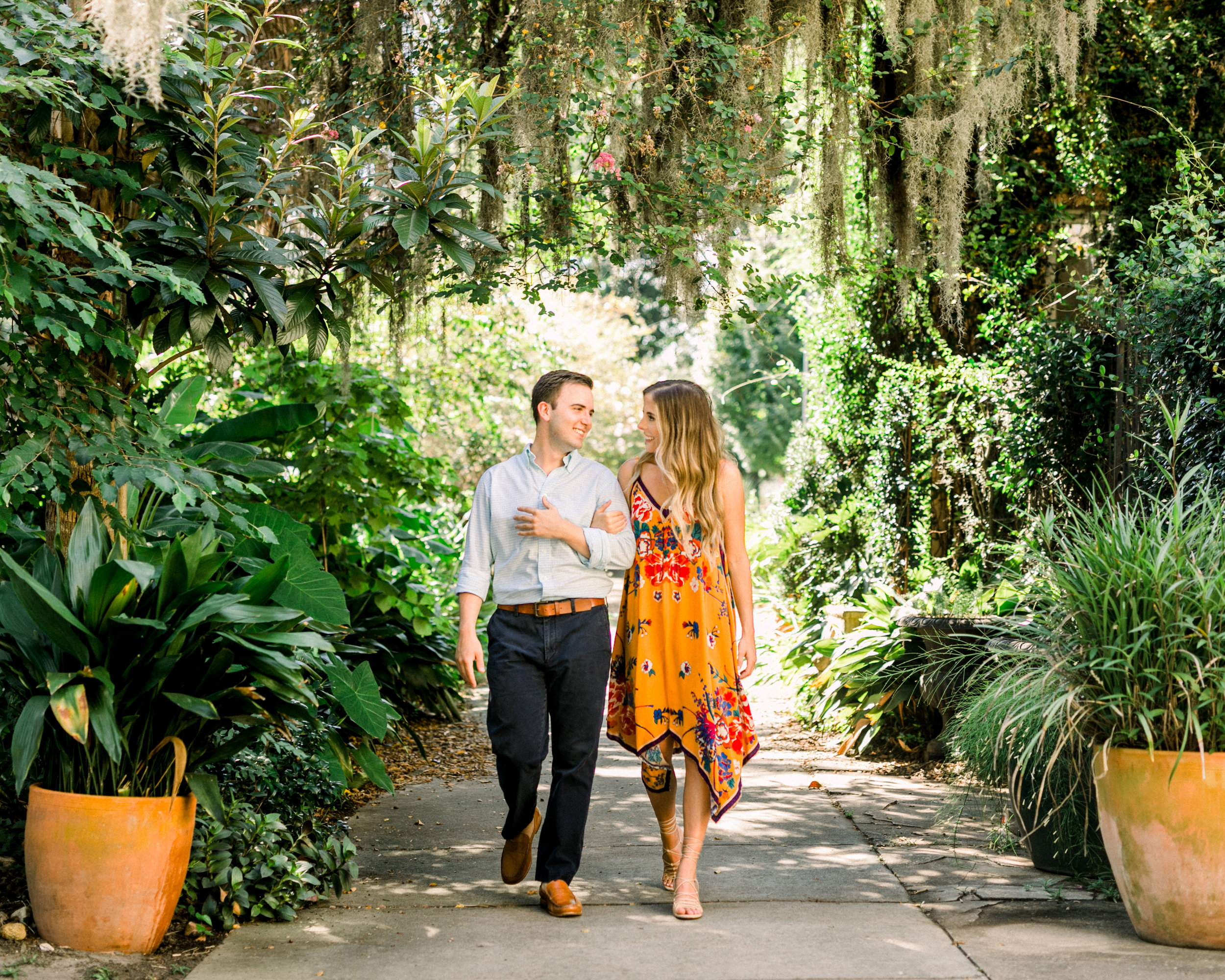 Best locations for engagement photos in savannah ga