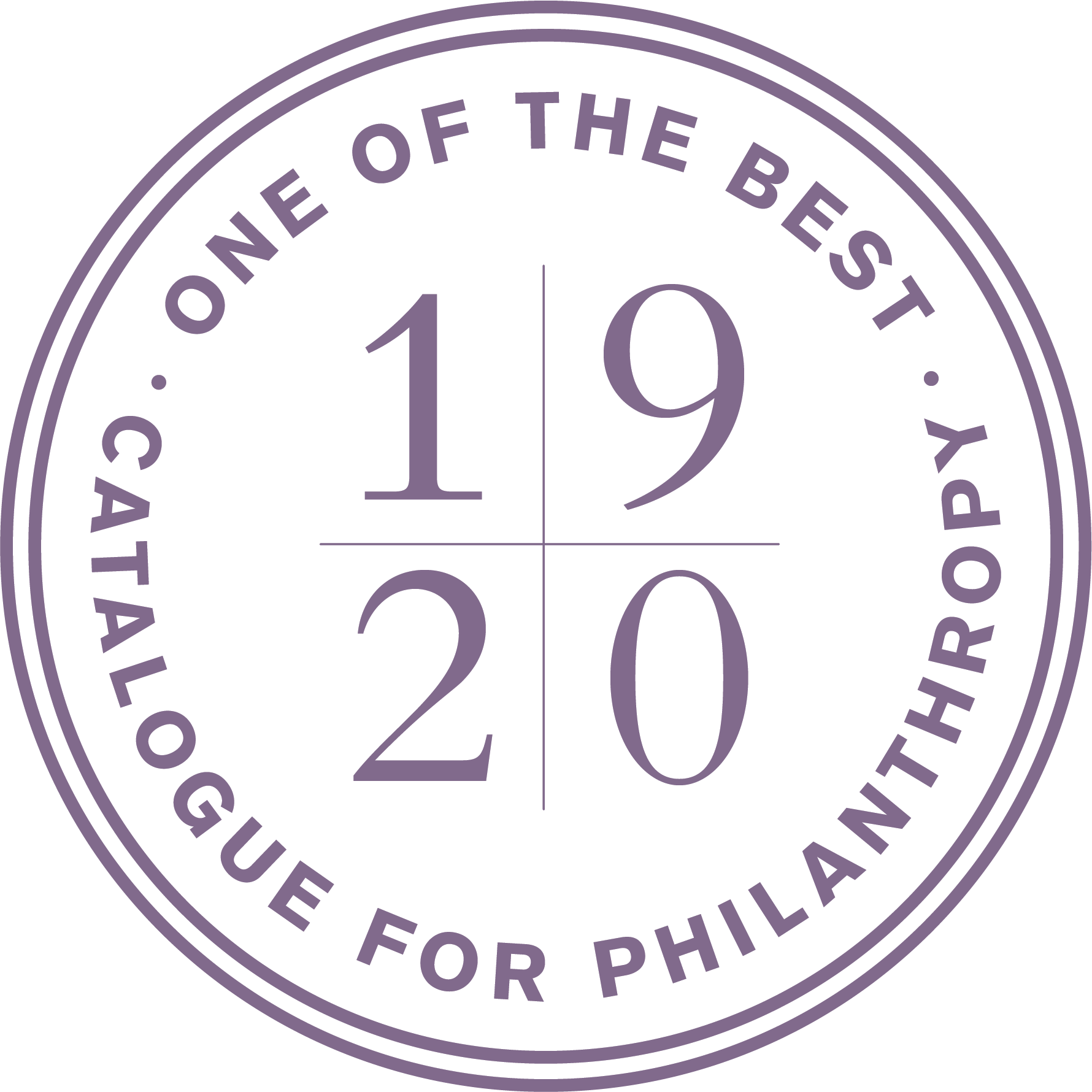 """We are thrilled to be a member of the Catalogue for Philanthropy, as """"one of the best"""" small nonprofits in the DC Metro region. -"""