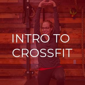 "Learn the foundational CrossFit movements and join our community. Ask about our 30-Day ""Get Fit"" Challenge to lose 10bs over the 4 weeks and get your money back!"