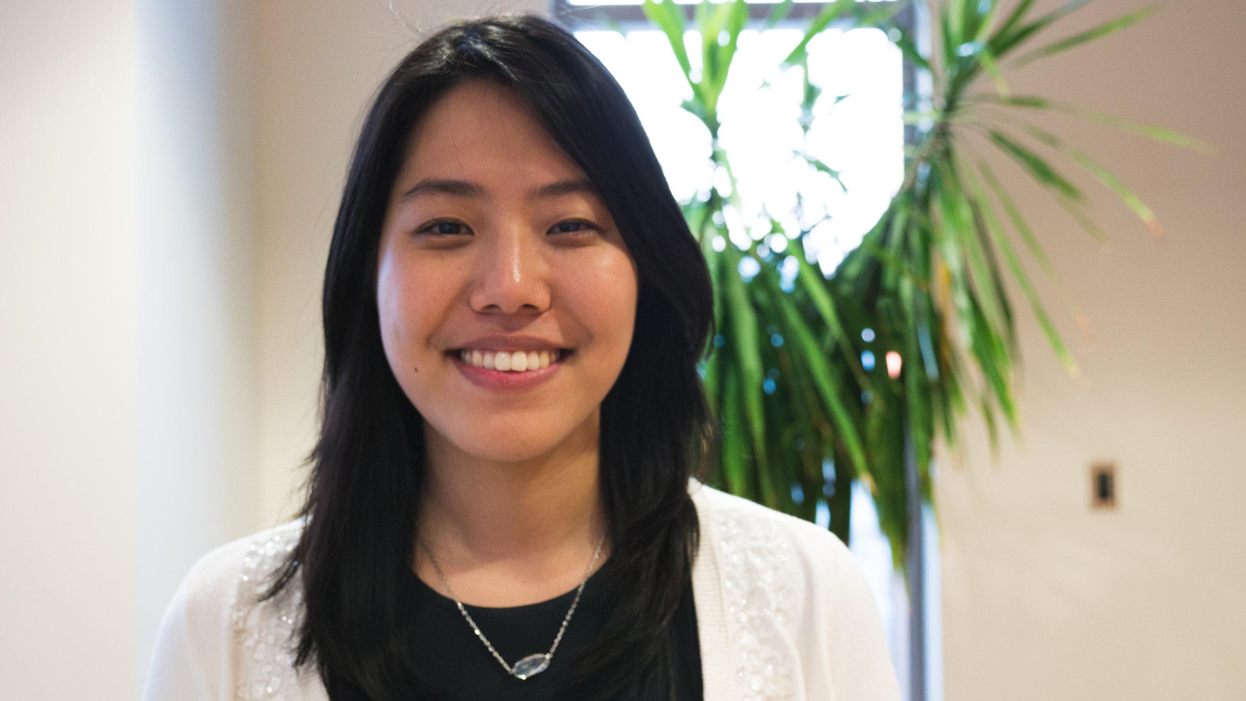 Liz Kim  | Vice President, Career Advisor, & Mentor  Michigan State University | BA Finance Loop Capital Markets | Investment Banking Analyst   LinkedIn Profile    >