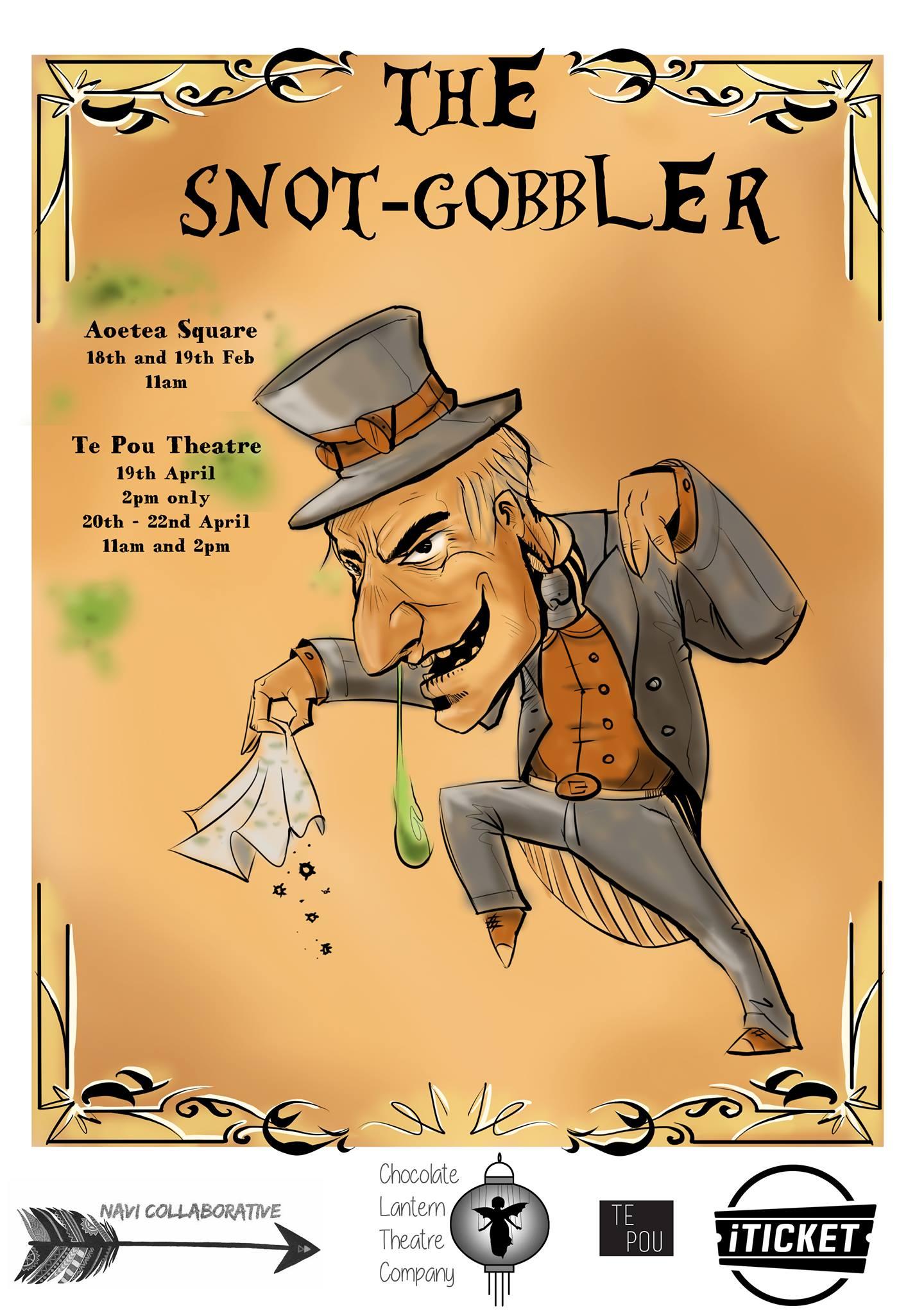 The Snot-Gobbler