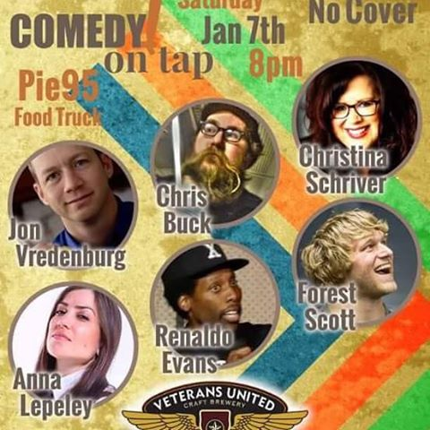 Show tonight #duval #comedy Come hang out n laugh.