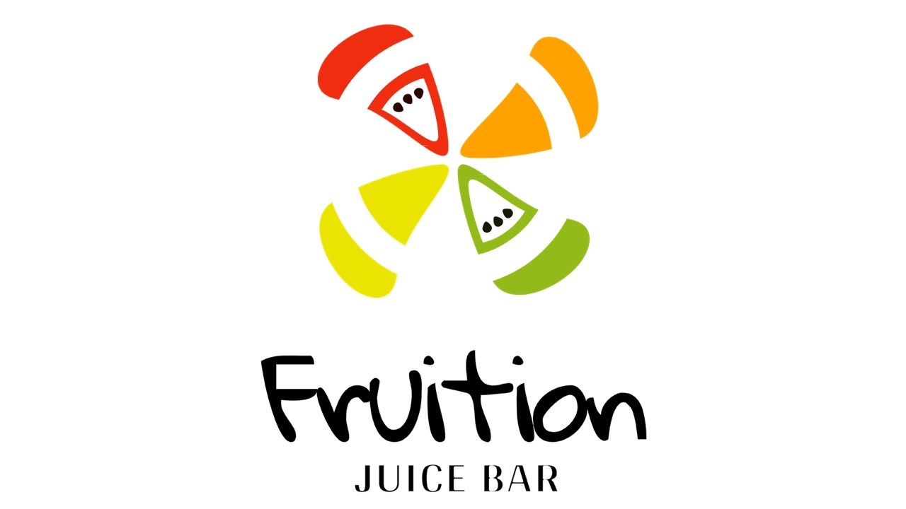 Fruition Juice Bar Custom Logo