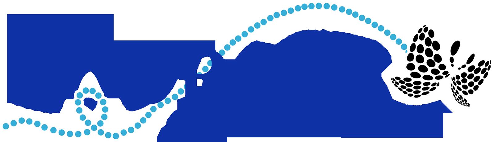 The Courage Scholarship Custom Logo