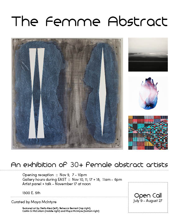 The Femme Abstract Open Call