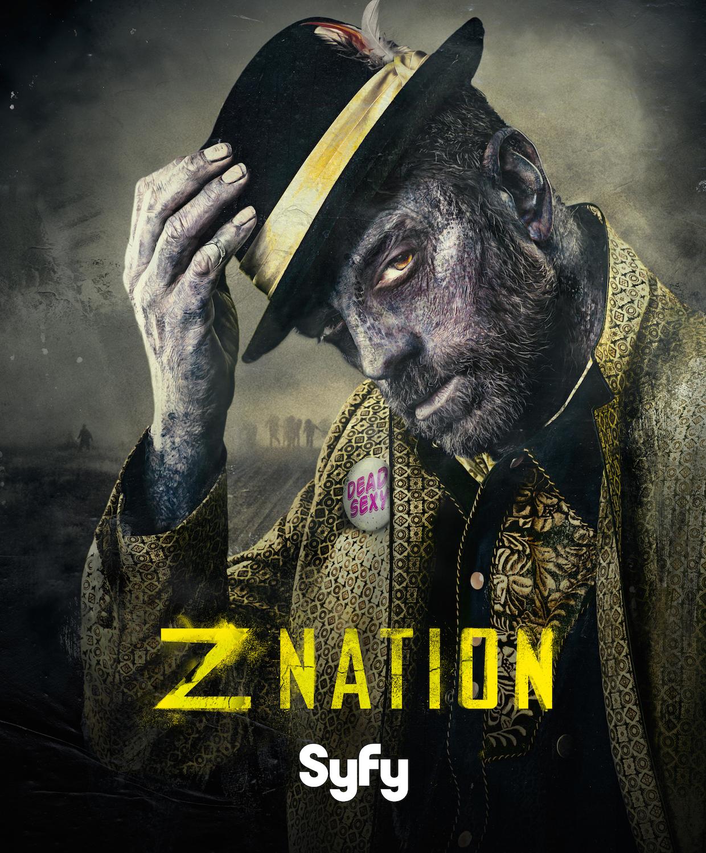 Z Nation Televesion Series SyFy [2014-2018]