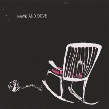 Hawk and Dove Rocking Chair [2009]