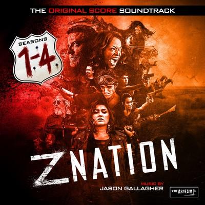 Z Nation The Original Score Soundtrack [2018]