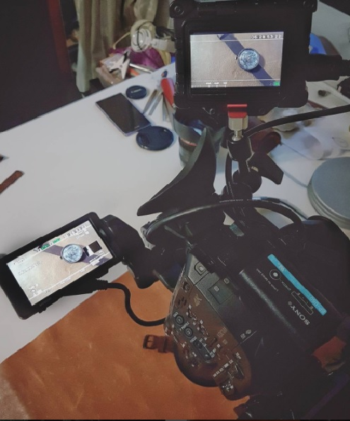 FS5 behind the scenes