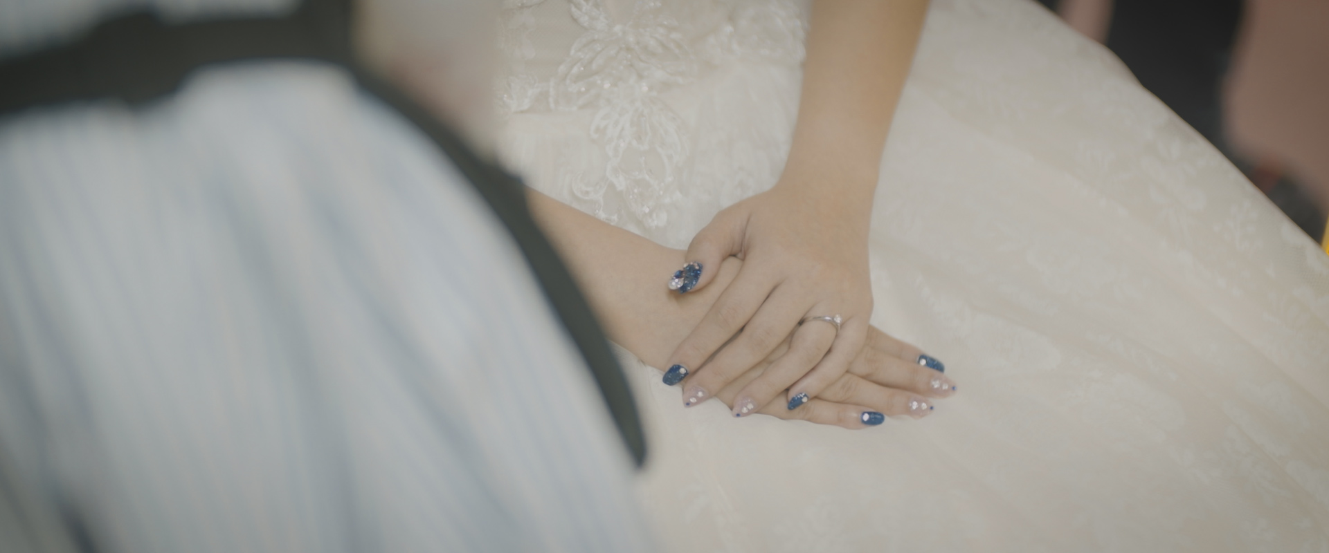 bride ring shot