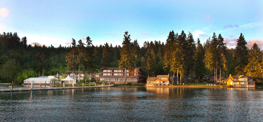 Alderbrook Resort and Spa, Union Washington