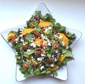 Recipe and photo from Amanda of Nutritionist Reviews