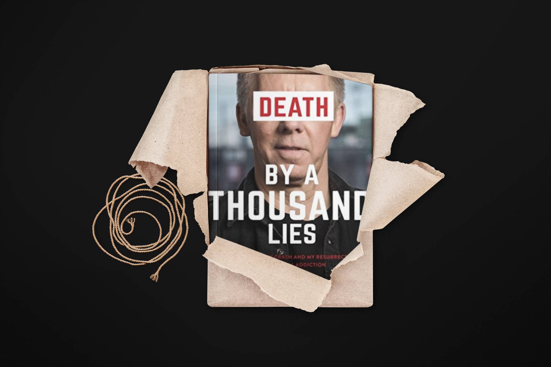 Death by a Thousand Lies    LEARN MORE